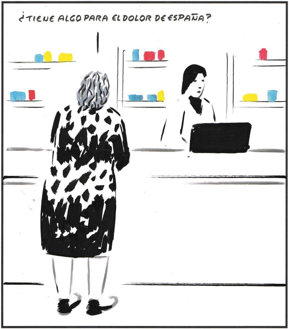 Facultad de farmacia dolores de el roto for Oficina prop elche